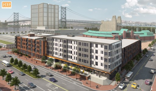 New Luxury Apartments Coming to Camden Waterfront