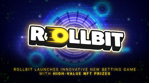 Rollbit Launches Innovative New Betting Game with High-Value NFT Prizes