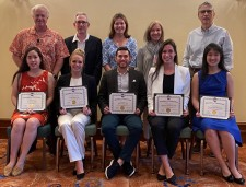 2020 Residents of Distinction at the Caribbean Dermatology Symposium