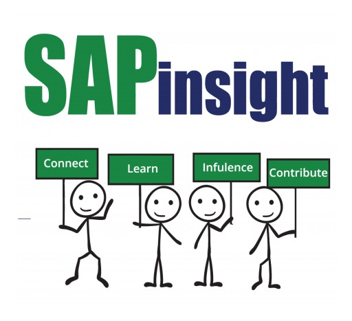 SAPinsight Super User Conference to Be Held in Dallas