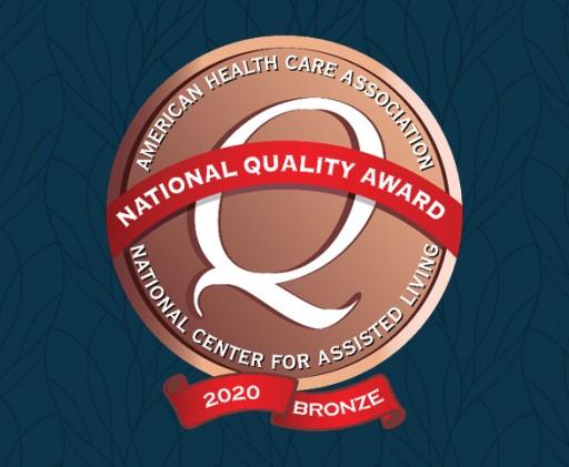 17 Avamere Living Communities Earn Bronze Quality Award
