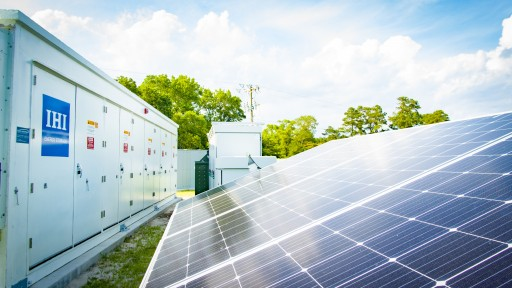 IHI Energy Storage to Supply Energy Storage for 51MWh of DC-Coupled Solar + Storage