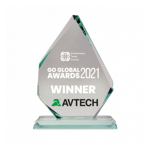 Room Alert Wins First Place in 2021 Go Global Awards Property Tech Category