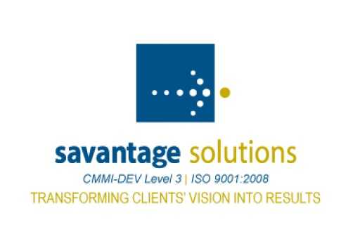 Savantage Solutions Recertified at CMMI® Level 3 Maturity