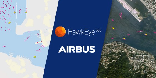 HawkEye 360 and Airbus Form Strategic Partnership