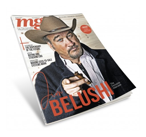 Jim Belushi Wants to Help Heal the World, With Cannabis
