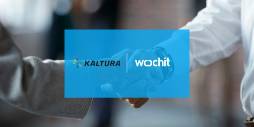 Wochit and Kaltura Join Forces in a Multifaceted Partnership