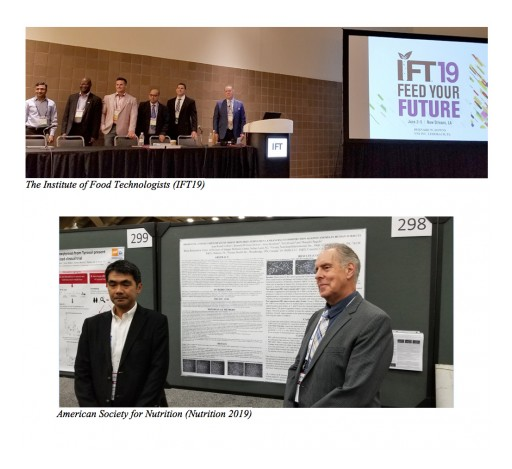 Victory Nutrition International Makes an Impact at the Institute of Food Technologists (IFT19) and American Society for Nutrition (Nutrition 2019) Conferences