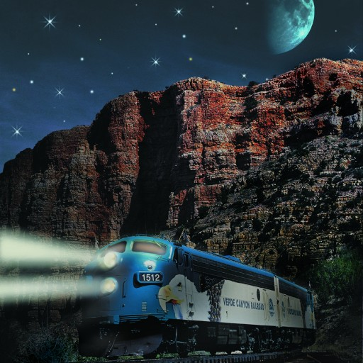 Verde Canyon Railroad's Summer Starlight
