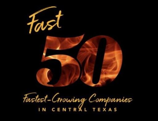 MediaSmack Listed on Austin's Fast 50!