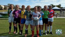 Captains of the First NSCRO women's all-star championship