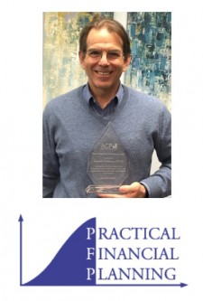 Cleveland Area Financial Planner Kenneth F. Robinson Receives 2019 Bert Whitehead Visionary Award from the Alliance of Comprehensive Planners