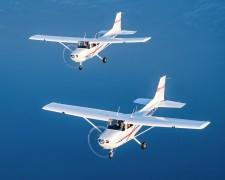ATP Flight School Cessna Skyhawks