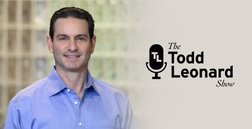 The Todd Leonard Show Hosts Marty Lyons, NY JETS Legend, This Sunday at 8:00 a.m.