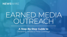 Earned Media Outreach: A Step-By-Step Guide to Obtaining Media & Press Coverage