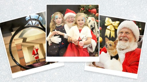 On December 7, Bring Children and Pets in for Photos With Santa Claus at Timonium-Based Smyth Jewelers