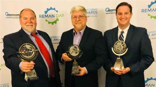 Winners Announced for the Second Annual Remanufacturing ACE Awards