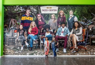 Faces of Denton Campaign Wins Big for Innovation in Marketing