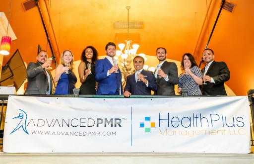 Advanced PMR Teams Up With Industry Leader Health Plus Management