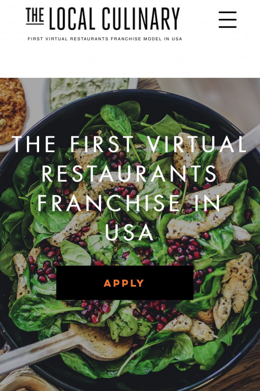 The Local Culinary is Effective at Channeling the Demand for Home-Delivery Meals to Their Respective Franchisee Kitchens