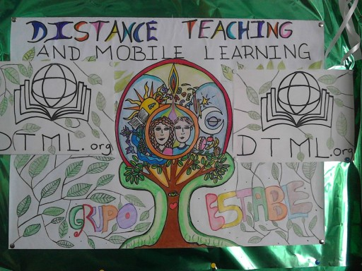 Distance Teaching and Mobile Learning Celebrates Successful Kids Drawing Challenge for Students in Merida, Venezuela