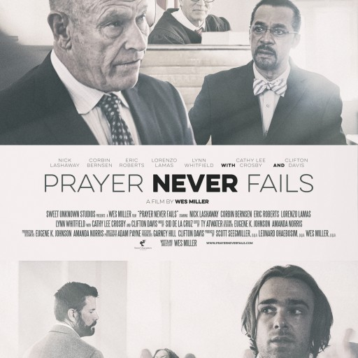 New Family Faith Film 'Prayer Never Fails' Set to Release in Churches January 2016