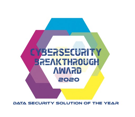 ManagedMethods Named 'Data Security Solution of the Year' in the 2020 CyberSecurity Breakthrough Awards