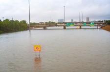 Houston TX after Hurricane Harvey