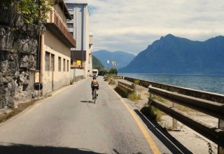 Ride Arco to Lake D'Iseo