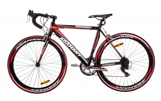 Outdoor Gear Company Adamant Debuts Double­Wall Alloy A1 Racing Bike