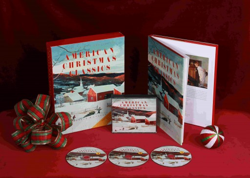 Christmas Classics Ltd. Celebrates Season Announcing Two Christmas Music Collections Will Be Donated to Military Veterans