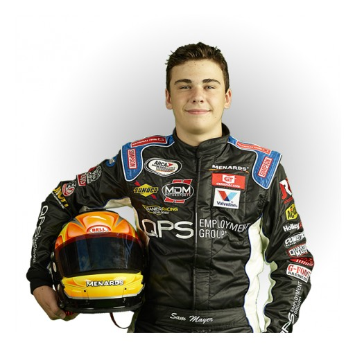 15-Year-Old Wisconsin Racer Sam Mayer Makes ARCA Racing Series Debut Saturday at Iowa Speedway