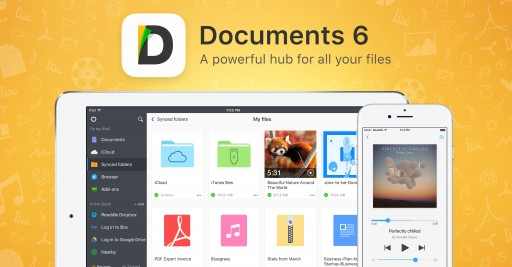 Readdle Announces a Major Update to Its Popular File Management App