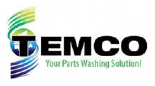 TEMCO Offers Best-in-Class Industrial Parts Washers
