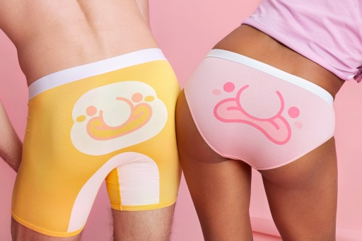 Instagram-Famous 'Blobby & Friends' Launches Toys and Undies to Delight & Do Good During Pandemic