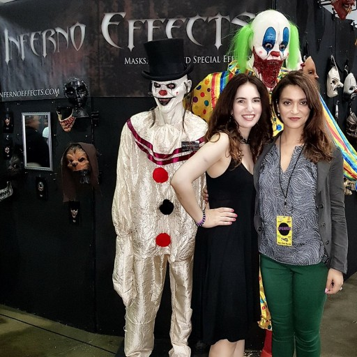 Entertainment Attorney Nadia Davari Helped Avoid the Horrors of Showbiz at ScareLA With Actress Vida Ghaffari as a Moderator