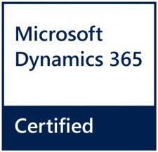 Certified for Microsoft Dynamics 365 for Operations