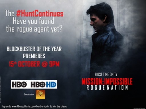 Ethan Hunt Has Gone Rogue and #HuntForHunt is on - Play Now and Get a Chance to Win an iPhone 7