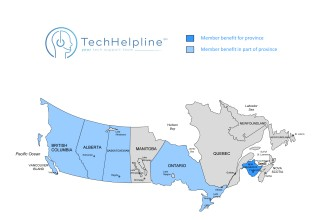 Tech Helpline is the Real Estate Industry's #1 Tech Support Service