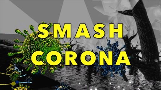 Vizmoo Creates 'Smash Corona' for Virtual World Arcade