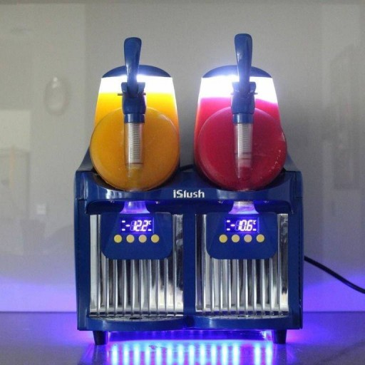 The World's Most Affordable Slushy Machine iSlush Is Now Available for Pre-Order in Kickstarter.
