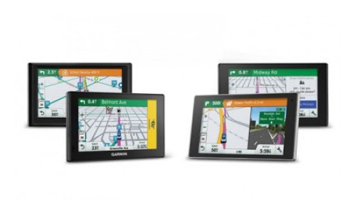 The GPS Store Announces Brand New 'Garmin Drive' Product Line