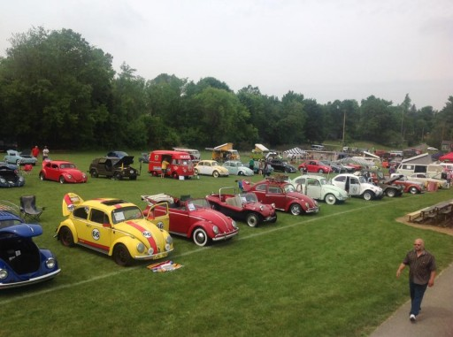 Midwest VW Jamboree Returns to Hudson, Michigan, June 2-4, 2017