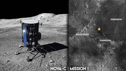 Intuitive Machines Selected by NASA for Robotic Return to the Moon in 2021
