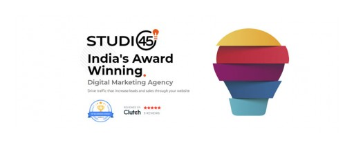Studio45 - Now Offering Digital Marketing Services in Dubai
