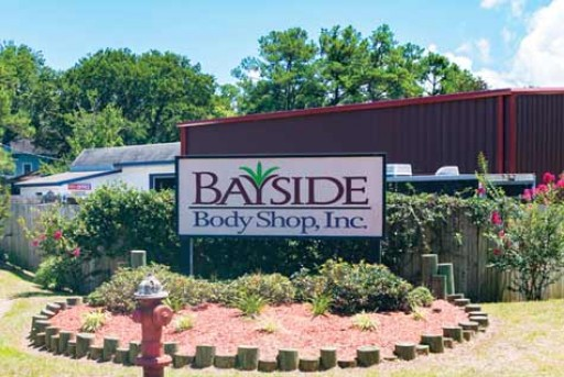 Bayside Body Shop Excels With ALLDATA Diagnostics