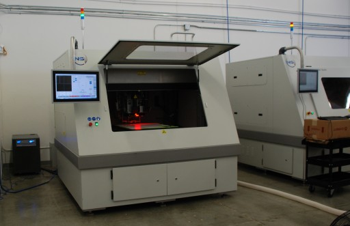 NSI Laser Announces Opening of Applications Laboratory