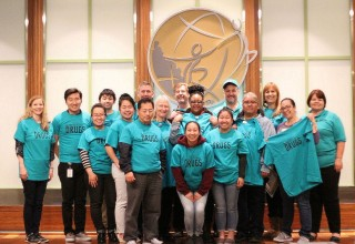 Truth About Drugs workshop at the Sacramento Church of Scientology