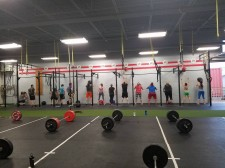 Momentum Fitness rubber flooring