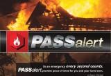 PASSalert, fire extinguisher accessory